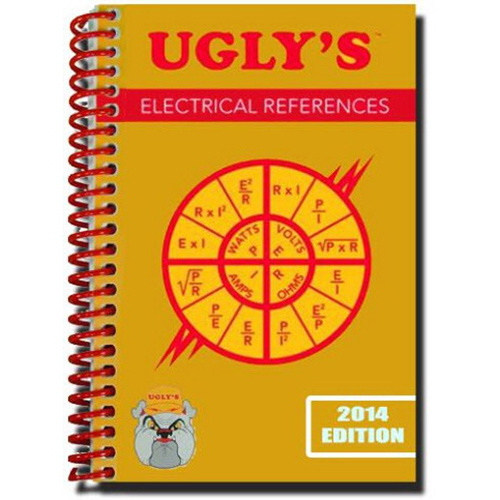 Uglys Electrical Reference Revised 2014 Edition Exam