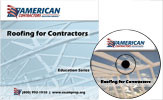 ACES CD - Roofing for Contractors- 2 Hours (Education Series)